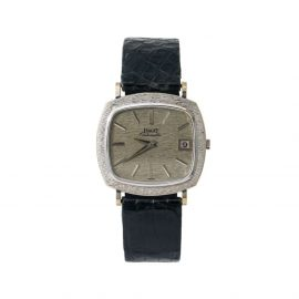 Piaget 1975 pre-owned Vintage Dress 32mm - White