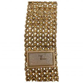 Piaget N Gold Yellow gold Watch for Women