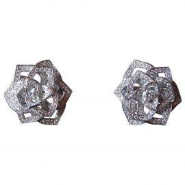Piaget Piaget Rose white gold earrings