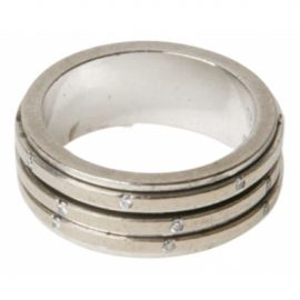 Piaget Possession Silver White gold Ring for Women