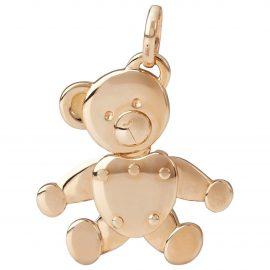 Pomellato Orsetto pink gold pendant