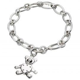Pomellato Orsetto silver bracelet