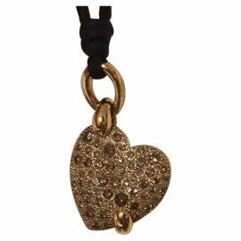 Pomellato Sabbia pink gold pendant