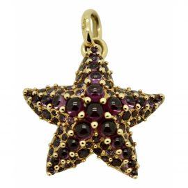 Pomellato Sirene pink gold pendant