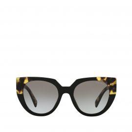 Prada ® PR 14WS - Black / Medium Tortoise - 3890A7 - 52