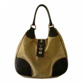 Prada Canvas Shopping BAG