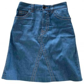 Prada N Blue Denim - Jeans Skirt for Women