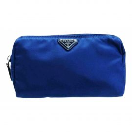 Prada N Blue Travel Bag for Women