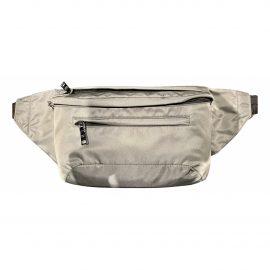 Prada N Grey Cloth Bag for Men