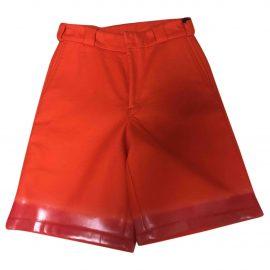 Prada N Orange Shorts for Men