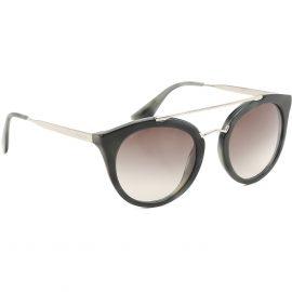 Prada Sunglasses On Sale, Striped Grey, 2021