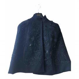 Prada Wool cape