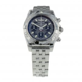 Pre-Owned Breitling Chronomat 41 Mens Watch AB0140