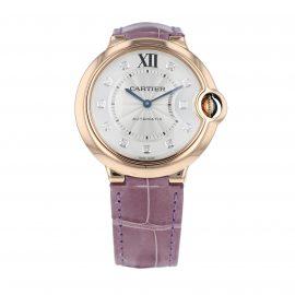 Pre-Owned Cartier Ballon Bleu Ladies Watch WJBB0010/3927