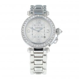 Pre-Owned Cartier Pasha Ladies Watch WJ1116M9/2528