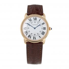Pre-Owned Cartier Ronde Solo Mens Watch W6701008/3602