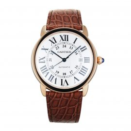 Pre-Owned Cartier Ronde Solo Mens Watch W6701009/3801