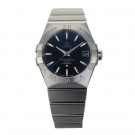 Pre-Owned Omega Constellation Mens Watch 123.10.38.21.01.001