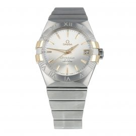 Pre-Owned Omega Constellation Mens Watch 123.20.38.21.02.005