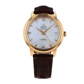 Pre-Owned Omega De Ville Prestige Ladies Watch 424.53.33.20.05.001