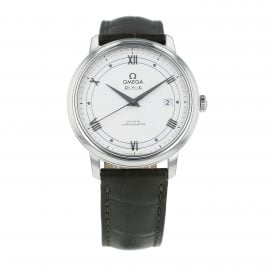 Pre-Owned Omega De Ville Prestige Mens Watch 424.13.40.20.02.006