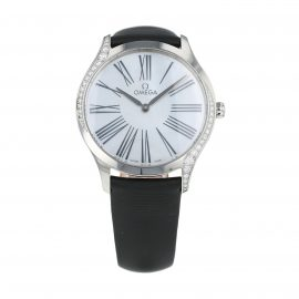 Pre-Owned Omega De Ville Tresor Ladies Watch 428.17.36.60.05.001