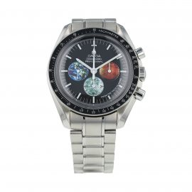 Pre-Owned Omega Speedmaster 'From the Moon to Mars' Mens Watch 3577.50.00