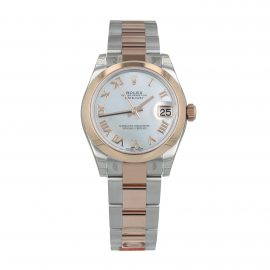 Pre-Owned Rolex Datejust Ladies Watch 178241