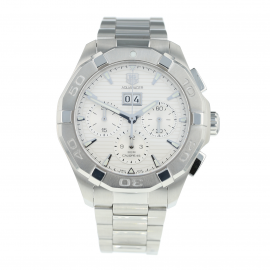 Pre-Owned TAG Heuer Aquaracer Calibre 45 Mens Watch CAY211Y