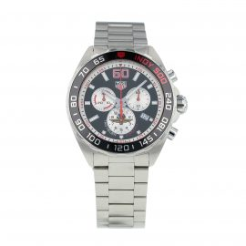 Pre-Owned TAG Heuer Formula 1 'Indy 500' Mens Watch CAZ101V.BA0842