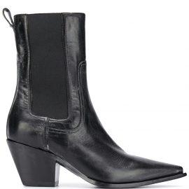 Premiata Chelsea ankle boots - Black