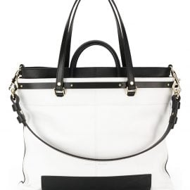 Proenza Schouler PS19 large tote bag - White