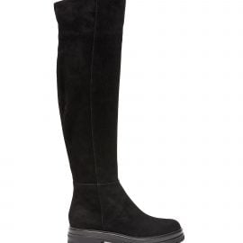 Quinn' Over-the-knee Suede Leather Boots