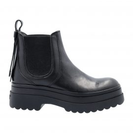 RED Valentino Chelsea Ankle Boots