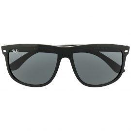 Ray-Ban D-frame sunglasses - Black