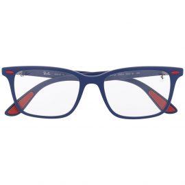 Ray-Ban Ferrari square glasses - Blue
