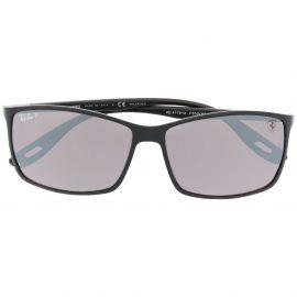 Ray-Ban rectangular sunglasses - Black