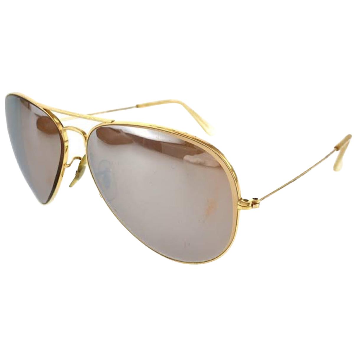 Ray-ban N Black Metal Sunglasses for Men