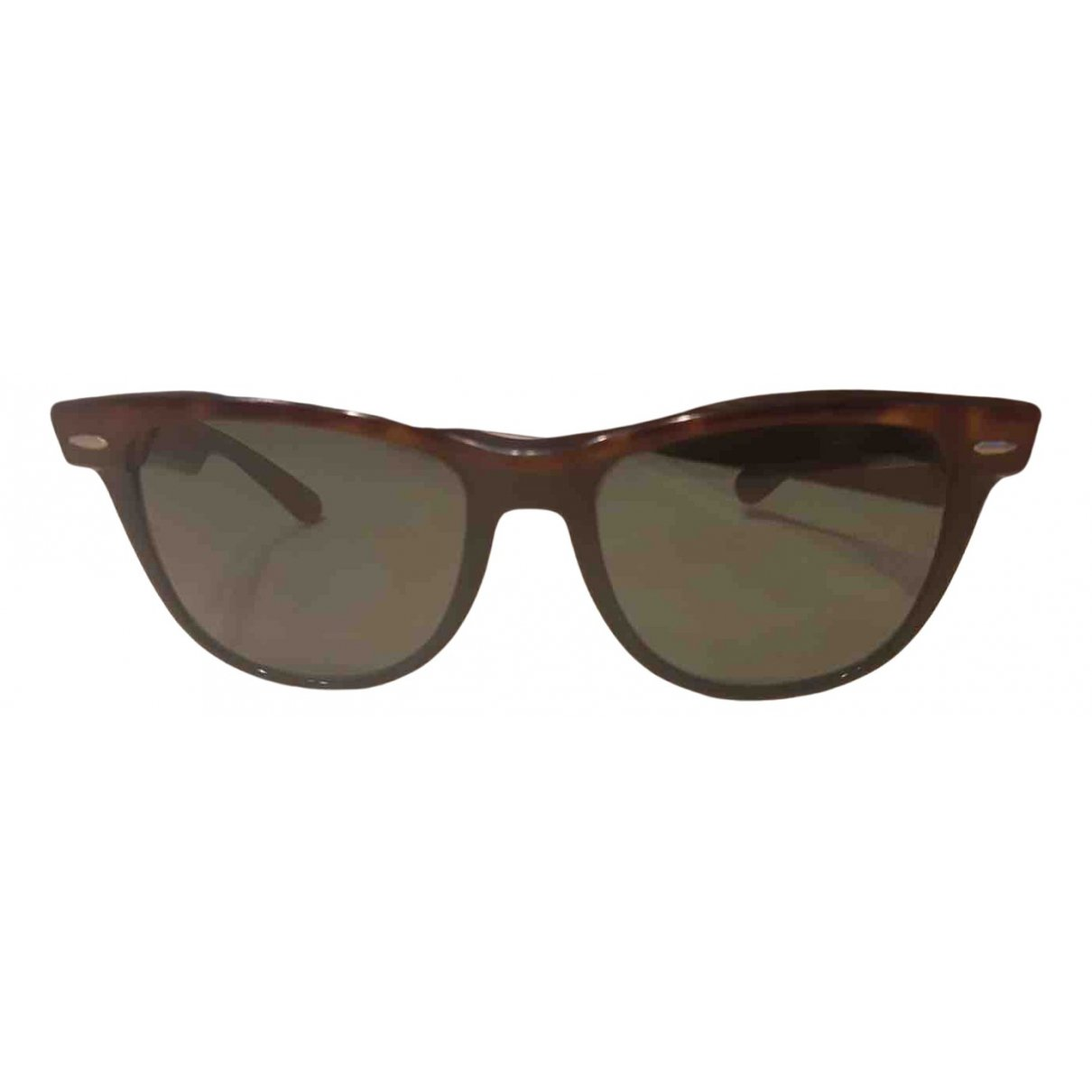 Ray-ban Original Wayfarer Brown Sunglasses for Men