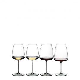 Riedel Winewings Tasting Set Wine Glasses X 4
