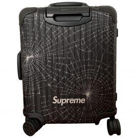Rimowa x Supreme Travel bag