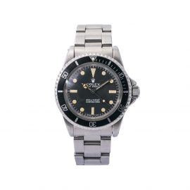 Rolex 1960s pre-owned Submariner 40mm - Black