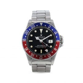 Rolex 1969 pre-owned GMT-Master 40mm - Black