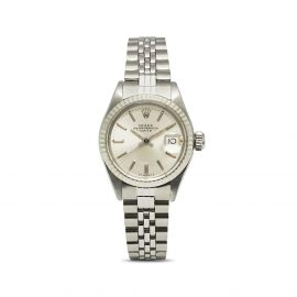 Rolex 1972 pre-owned Oyster Perpetual Date - Silver