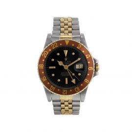Rolex 1977 pre-owned GMT-Master 40mm - Black