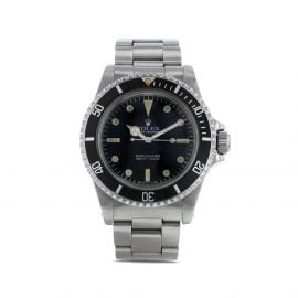 Rolex 1982 pre-owned Submariner 40mm - Black