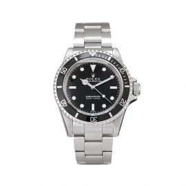 Rolex 1988 pre-owned Submariner 40mm - Black