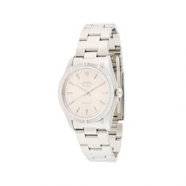 Rolex 1993 pre-owned Air-King 33mm - Silver