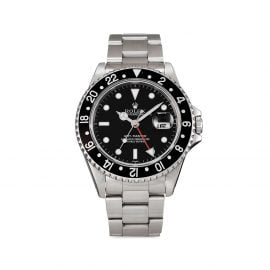 Rolex 1993 pre-owned GMT-Master 40mm - Black