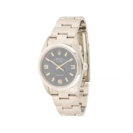 Rolex 1999 pre-owned Air-King 33mm - Silver